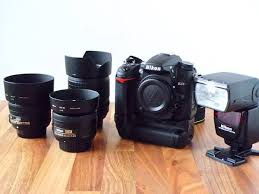 Foto udstyr