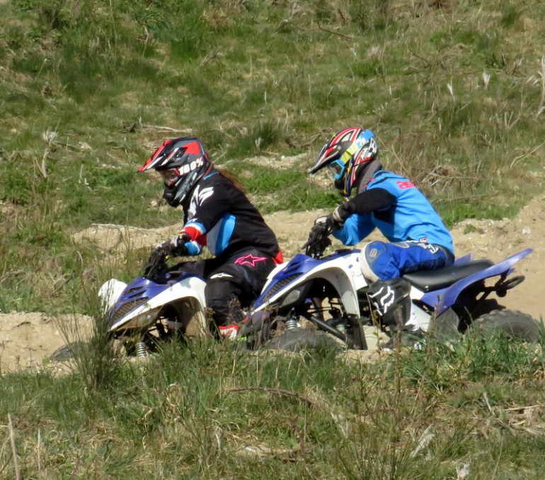 Motocross i Rom april 2019