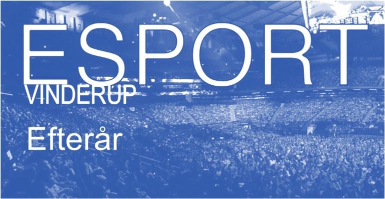 esport efterår hjemmeside