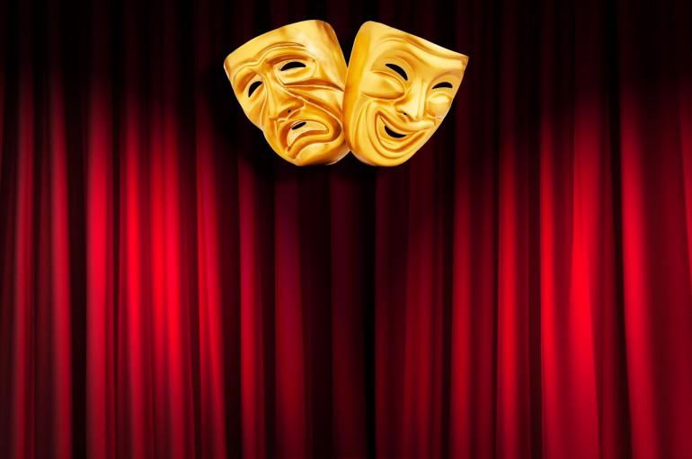 Teater COLOURBOX3641205